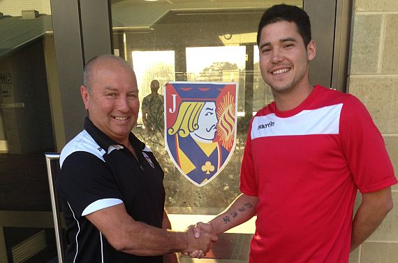 Diaz joins the Jacks for 2017