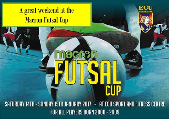 Macron Futsal Cup a great success