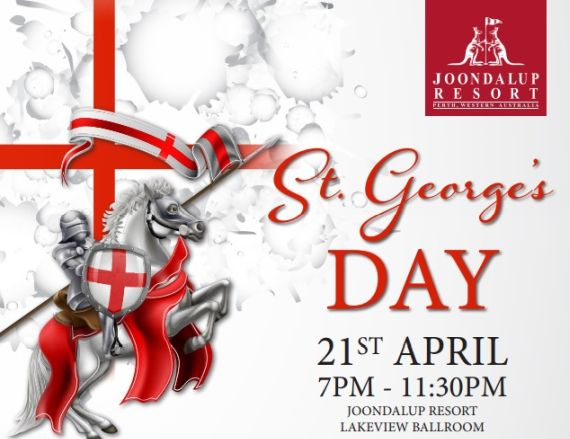 St Georges Day Best of British Night