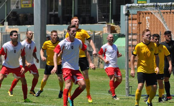 Smith bags four as Jacks beat Forrestfield