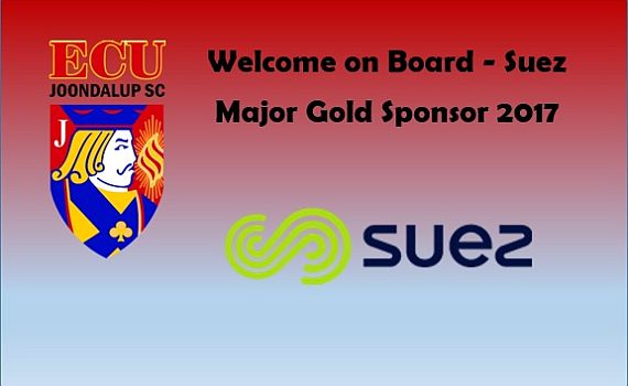 Jacks add Suez as a Major Gold Sponsor in 2017