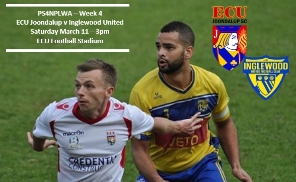 Jacks host Inglewood United in PS4NPLWA Round Four