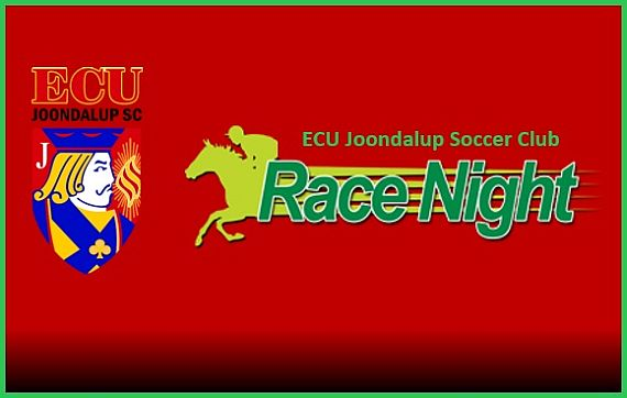 ECU Joondalup SC Race Night