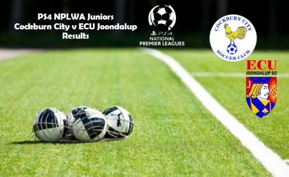 ECU Joondalup Junior PS4NPLWA Results v Cockburn
