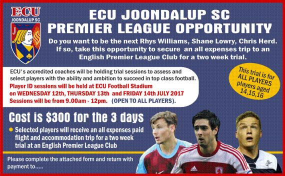 Have you got what it takes to play in the EPL?