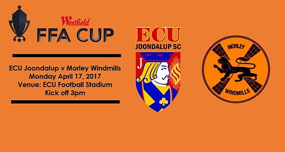 Jacks draw Morley Windmills in FFA Cup