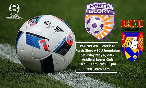 Perth Glory v ECU Joondalup – PS4NPLWA Preview