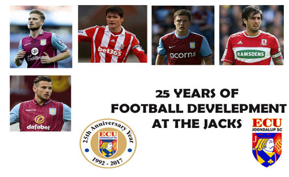 25 years of junior development at the ECU Academy
