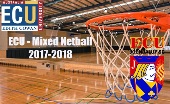 ECU Mixed Netball competition 2017-18 – Update