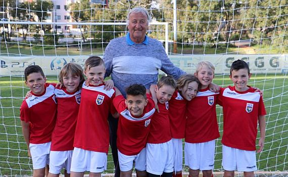 A great year for the ECU Joondalup u9 Development Squad