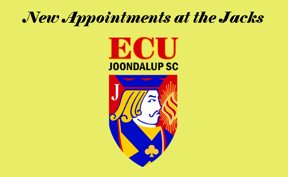 New appointments at the Jacks