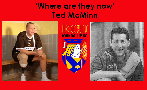'Where are they Now – Ted McMinn