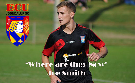 'Where are they now' – Joe Smith
