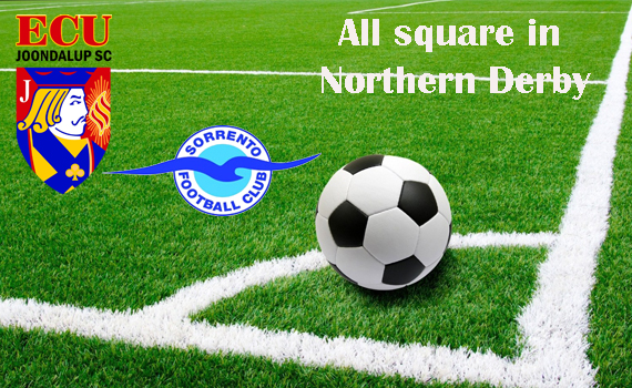 All Square in Northern Derby