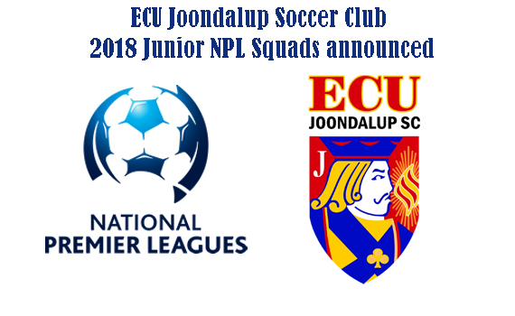 ECU Junior Academy Squads Announced