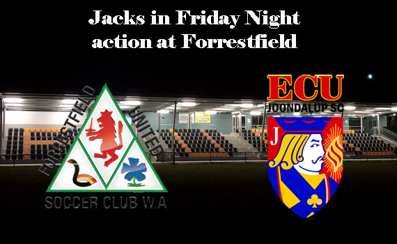 Jacks in Friday night action at Forrestfield