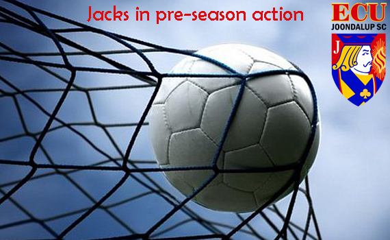 Jacks beat Bayswater in friendly