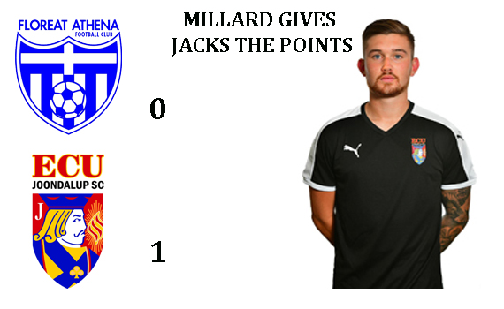 Millard gives Jacks the points