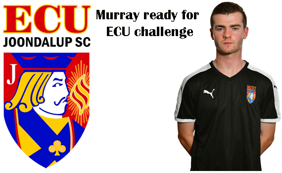 Murray ready for ECU challenge