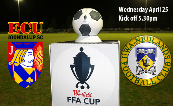 Jacks to host UWA-Nedlands in FFA Cup