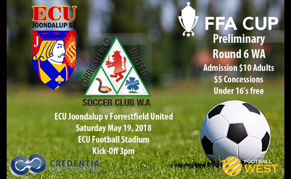 Jacks in FFA Cup action on Saturday