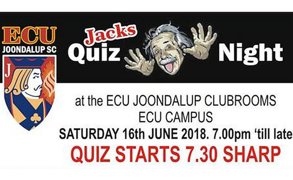 Jacks Quiz Night