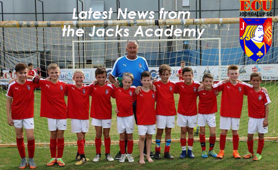 Latest News from the Jacks Academy
