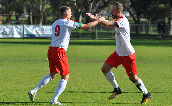 Jacks NPL-WA top four march continues