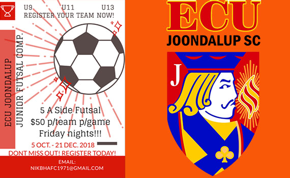 ECU Indoor Junior Futsal competition