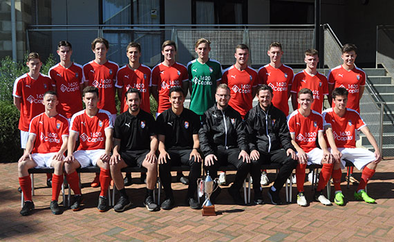 Under 20's ready for NPLWA Top Four Finals