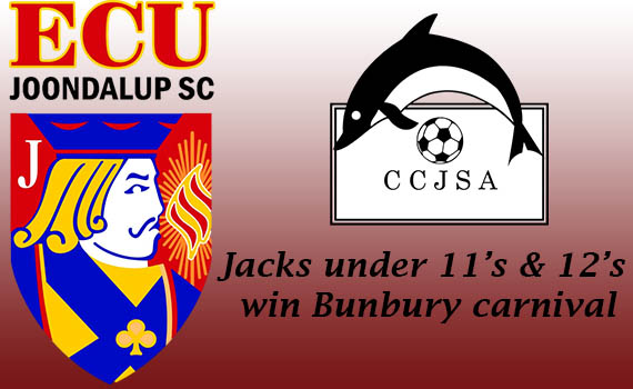 Jacks under 11's & 12's win Bunbury Carnival
