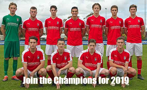 Join the champions for 2019