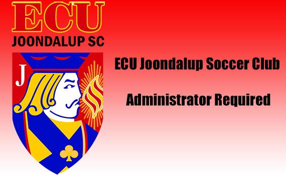 ECU Joondalup Soccer Club – Administrator Required