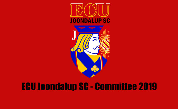 Introducing the 2019 ECU Joondalup SC Committee