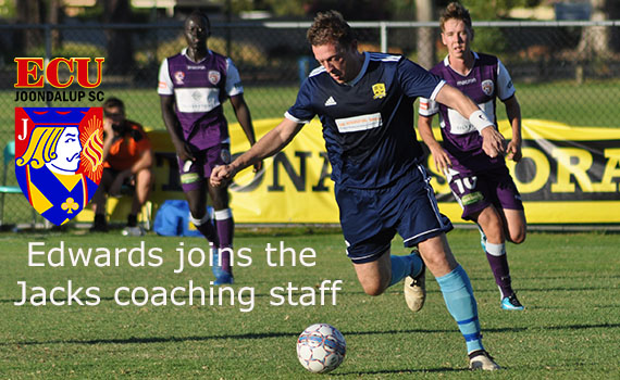 Jacks appoint new First team assistant Coach