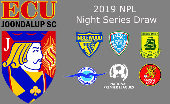 Jacks in Pool 1 in NPL Night Series