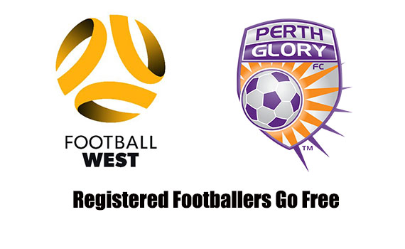 ECU registered players – Free tickets to watch Perth Glory