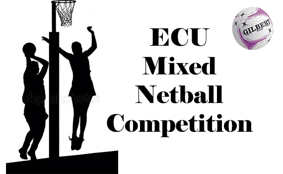 ECU Mixed Netball competition
