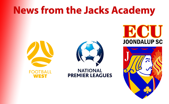 Jacks NPLWA Junior sides in action this weekend
