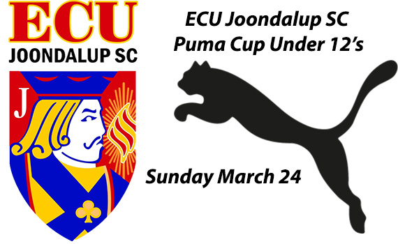 ECU Joondalup SC – Puma Cup Under 12's