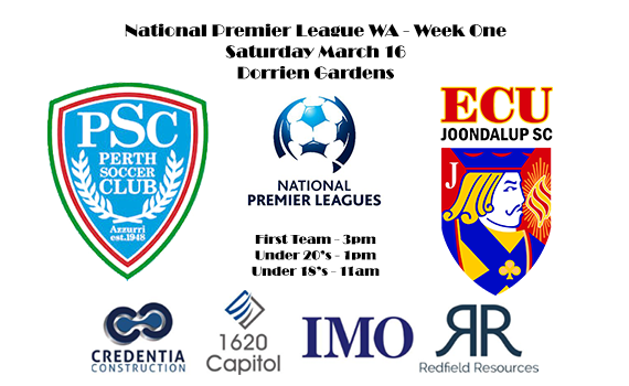 Jacks head to Perth SC for NPL opener