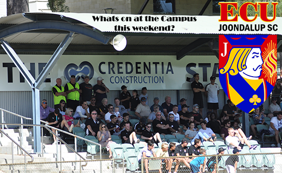 What's on this weekend for the Jacks
