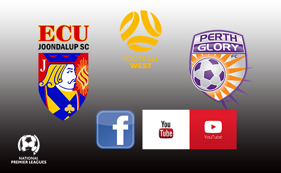 Jacks game v Glory to be live streamed