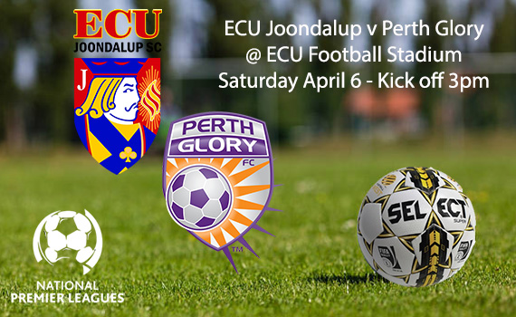 Jacks host the inform Glory in NPL WA