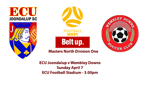 ECU Joondalup Masters team open season on Sunday