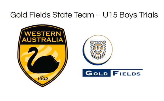 Trial dates as Gold Fields State U15s