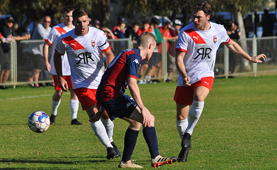 Jacks edged out at Balcatta