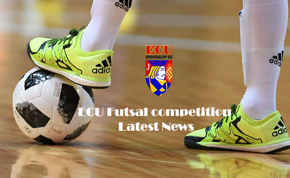 Latest Results from the ECU Futsal competition