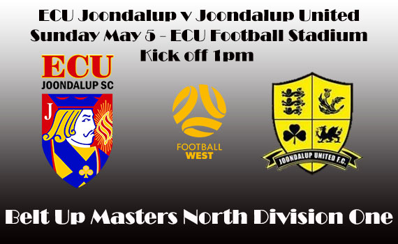Masters take on Joondalup United in local derby