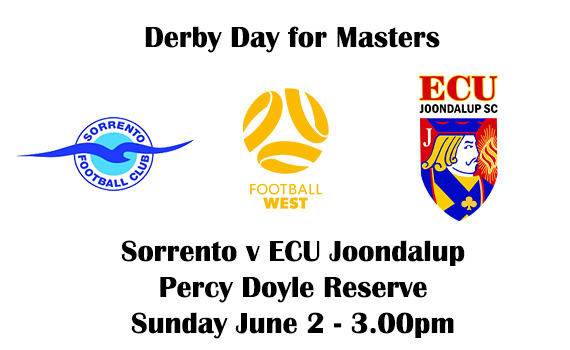 Masters take on Gulls in Local derby